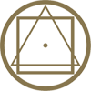Міжнародна Школа Золотого Розенкрейца в Україні Логотип